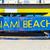 güney · plaj · Miami · cankurtaran · kule · su - stok fotoğraf © meinzahn