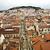 taş · sokak · Lizbon · dar · eski - stok fotoğraf © meinzahn