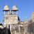 bursztyn · fort · wspaniały · pałac · Indie - zdjęcia stock © meinzahn