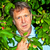 man under apple tree stock photo © meinzahn