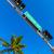 jelzőtábla · híres · utca · óceán · vezetés · Miami - stock fotó © meinzahn