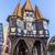 old town hall of michelstadt stock photo © meinzahn