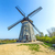 風車 · 青空 · コピースペース · 再生可能エネルギー · 空 · 青 - ストックフォト © meinzahn