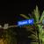 noche · vista · océano · unidad · Miami · playa - foto stock © meinzahn