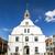町役場 · トスカーナ · イタリア · アーキテクチャ · 影 - ストックフォト © meinzahn