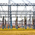 erő · pólus · transzformátor · égbolt · beton · drót - stock fotó © meinzahn