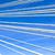 pattern of steel wires of a bridge under blue sky stock photo © meinzahn