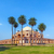 túmulo · Délhi · Índia · famoso · árvore · grama - foto stock © meinzahn
