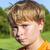 fiú · moped · égbolt · sport · gyermek · utca - stock fotó © meinzahn