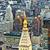 panoramik · görmek · Manhattan · Empire · State · Binası · üst - stok fotoğraf © meinzahn