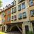 huizen · brug · Duitsland · twee · smal - stockfoto © meinzahn