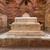 islamic grave with inscriptions at qutub minar in delhi india stock photo © meinzahn