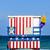 torre · sur · playa · Miami · Florida · paisaje - foto stock © meinzahn