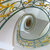 винтовая · лестница · дома · аннотация · свет · технологий · металл - Сток-фото © meinzahn