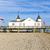 sahil · baltık · denizi · kumul · çim · gökyüzü · fırtınalı - stok fotoğraf © meinzahn