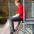 erkek · binicilik · eğlence · atlama · kaldırım - stok fotoğraf © meinzahn
