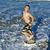 erkek · güzel · dalgalar · okyanus · plaj · yüz - stok fotoğraf © meinzahn