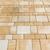 beige · décoratif · tuiles · mur · salle · de · bain · intérieur - photo stock © meinzahn