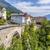 old roman bridge in grins tyrol austria stock photo © meinzahn