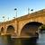 meer · oude · historisch · brug · origineel - stockfoto © meinzahn