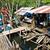 Таиланд · деревне · традиционный · тайский · дерево · древесины - Сток-фото © meinzahn