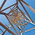 electricity high voltage tower with blue sky stock photo © meinzahn