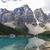 morena · lago · Canadá · parque · água · paisagem - foto stock © meinzahn