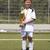 orgulloso · jugador · jóvenes · jóvenes · fútbol · equipo - foto stock © meinzahn