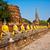 méditation · statue · buddha · mystique · lumière · fond - photo stock © meinzahn