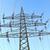 erő · torony · felhők · technológia · fém · kék - stock fotó © meinzahn