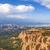 峡谷 · 針 · 公園 · 山 · オレンジ · 赤 - ストックフォト © meinzahn