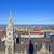 München · koning · standbeeld · christelijke · gebouw · architectuur - stockfoto © meinzahn