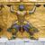 demônio · guardião · estátua · templo · decoração · Bangkok - foto stock © meinzahn