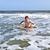 kék · óceán · homokos · fenék · Vörös-tenger · víz - stock fotó © meinzahn