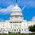 cúpula · Washington · DC · céu · passos · biblioteca · congresso - foto stock © meinzahn