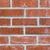 velho · vintage · parede · de · tijolos · harmônico · padrão · vermelho - foto stock © meinzahn