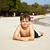 vidám · fiú · fürdik · aranyos · boldog · kicsi · fiú - stock fotó © meinzahn