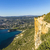 gibraltar · rocha · mediterrânico · mar · íngreme · penhasco - foto stock © meinzahn