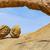granito · nascer · do · sol · deserto · Namíbia · África - foto stock © meinzahn