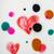 kırmızı · boyalı · kalp · beton · duvar · sevmek - stok fotoğraf © meinzahn