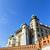 royal · château · Pologne · Voyage · rivière · brique - photo stock © meinzahn