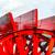 赤 · ホイール · 川 · 木 · 水 · ファッション - ストックフォト © meinzahn