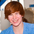 portret · positief · puber · jongen · puberteit · gezicht - stockfoto © meinzahn