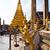 cijfer · paleis · Bangkok · zijaanzicht · kunst · zomer - stockfoto © meinzahn