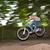 kind · leuk · springen · fiets · oprit · Open - stockfoto © meinzahn