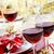 table · rouge · cadeau · table · vin - photo stock © melpomene