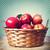 gyümölcs · almák · minta · kék · friss · organikus - stock fotó © melpomene