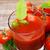 トマトジュース · 新鮮な · トマト · ガラス · jarファイル · 鋼 - ストックフォト © melpomene