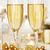 dwa · szampana · okulary · stole · szkła - zdjęcia stock © melpomene