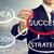 strategie · stroomschema · Rood · fiche · mannelijke · hand - stockfoto © melpomene